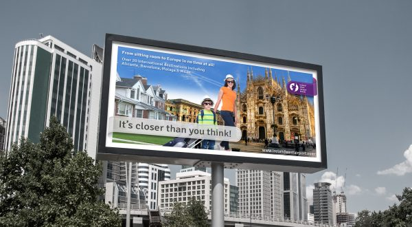 bilboard_ad_milan_design_knock_airport_west_of_ireland_mayo