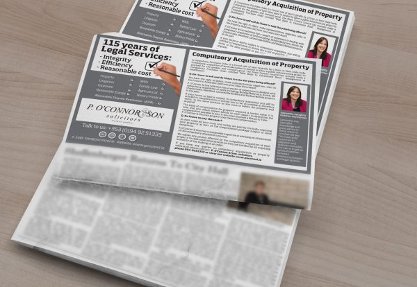 p_oconnorsons_newspaper_ad_design_west_of_ireland_mayo