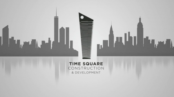 Time Square Construction Promo Motion Video